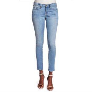 Frame Womens Le Skinny De Jeanne Jeans Size 26